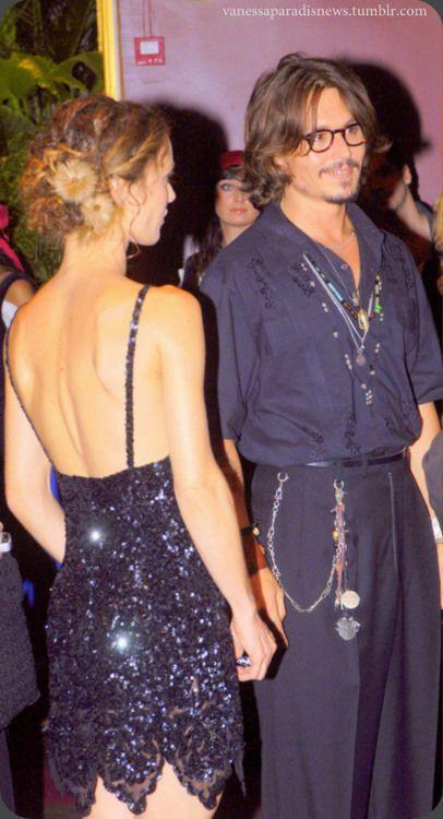 Vanessa Paradis &Johnny Depp Vanessa and the...   Vanessa Paradis News