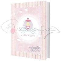 Βιβλίο Ευχών Βάπτισης - η άμαξα της πριγκίπισσας.  #vivlio_euxon #vivlio_euxon_amaksa #amaksa