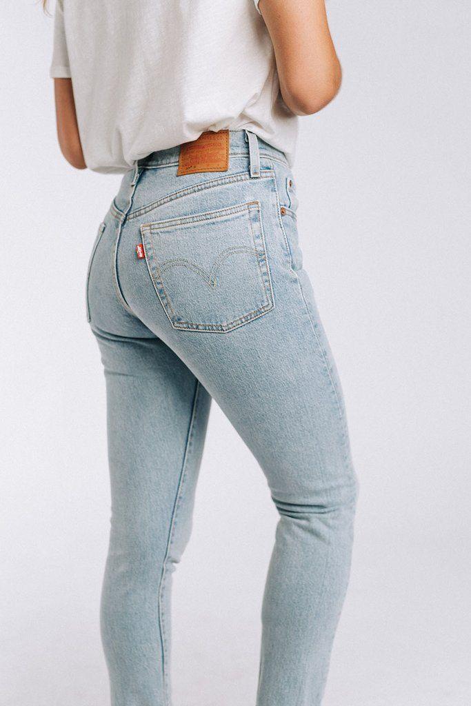cd0fd51048dc Towards The Sun 501 Skinny | Lookbook | Fashion, Womens_fashion, Jeans