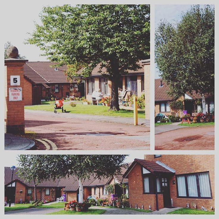 #ThrowbackThursday presents Portland Place housing scheme in Everton completed in 1991 for Plus Dane