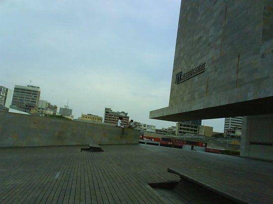 Barranquilla - Museo del caribe