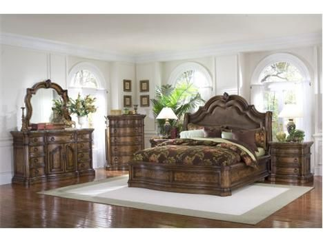 Best Pul 6621 Queen Set Pulaski San Mateo Queen Bedroom Set 400 x 300