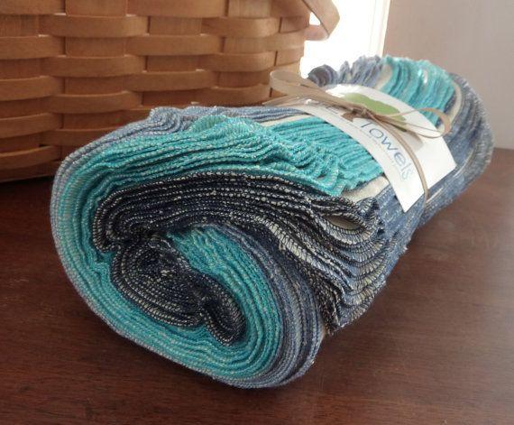 Eco paper towels.