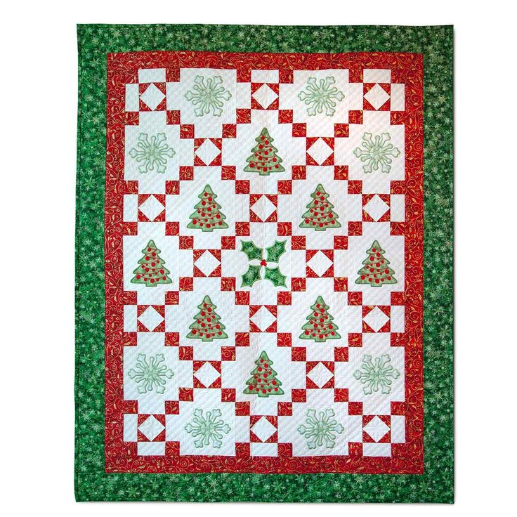 Free Christmas Quilt Patterns and More Patterns for Christmas