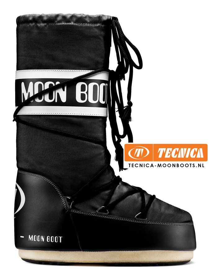 Moon Boot Moon Boot Nylon Orignal Pour Les Hommes - Blanc BaGEx
