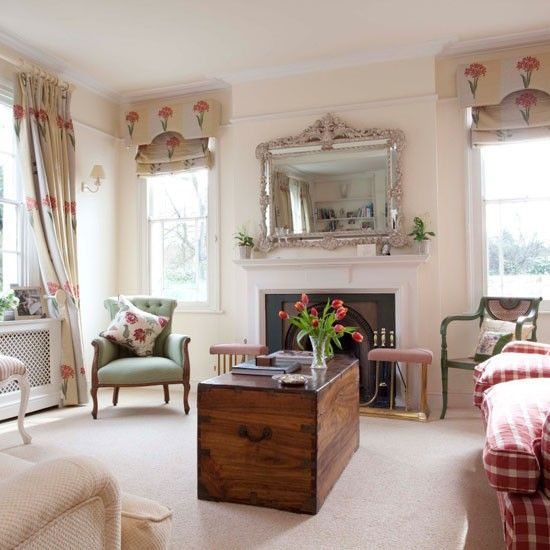 Eclectic traditional living room | Cosy living rooms | PHOTO GALLERY | Housetohome