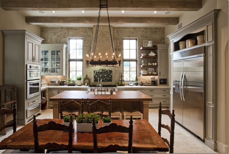 french range hoods stone | COTE DE TEXAS: Want To See A Beautiful House in Houston?????