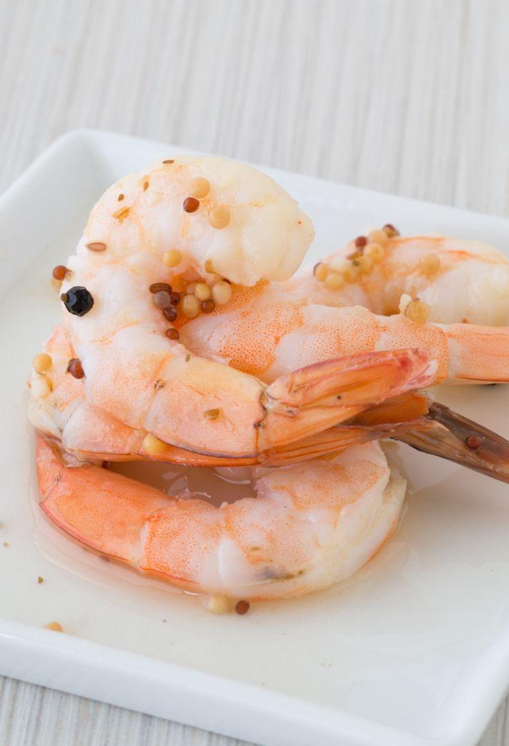 Quickled Shrimp #goodfoodrealfast