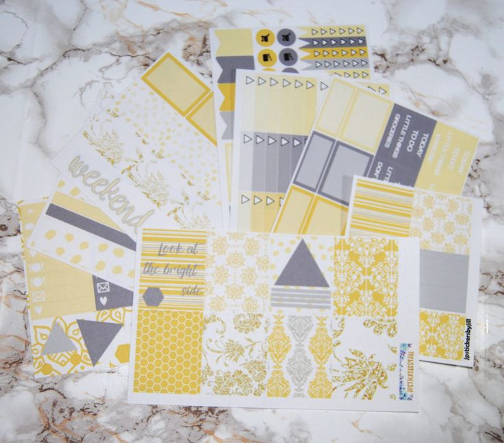 Bright Side- Weekly Kit of Planner Stickers- Erin Condren Vertical by jpstickersbyjill on Etsy https://www.etsy.com/ca/listing/520311049/bright-side-weekly-kit-of-planner
