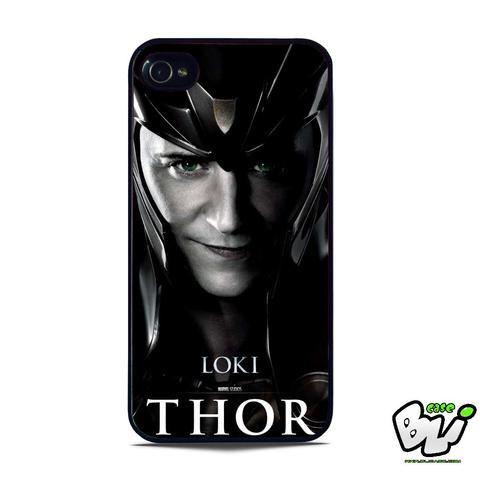 Tom Hiddleston Loki Thor iPhone 5   iPhone 5S Case