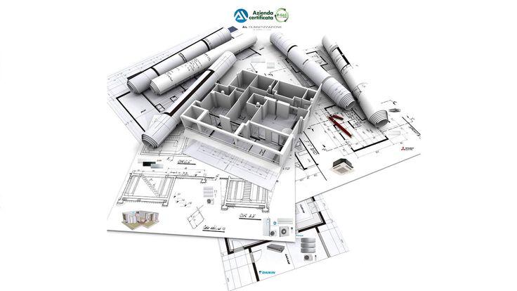 Brescia Azienda specializzata nella climatizzazione: Impianto canalizzato
