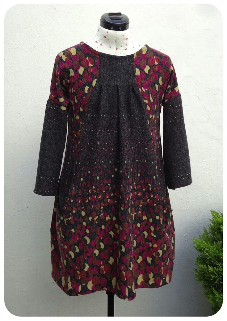 Ivy Arch: An October tunic from Ottobre magazine