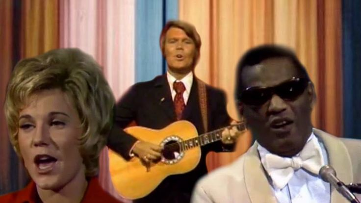 The Glen Campbell Goodtime Hour: Ray Charles, Anne Murray, Norm Crosby |...