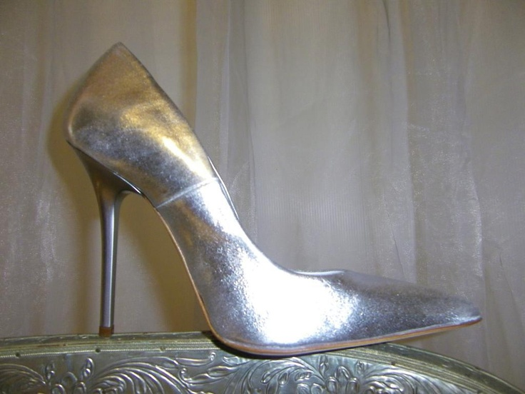 best 25 damenschuhe silber ideas on pinterest damenschuhe in silber. Black Bedroom Furniture Sets. Home Design Ideas