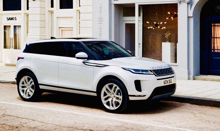 Range Rover Evoque 2019 Range Rover Evoque Range Rover
