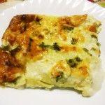 RICETTA : Crespelle con Zucchine e Ricotta
