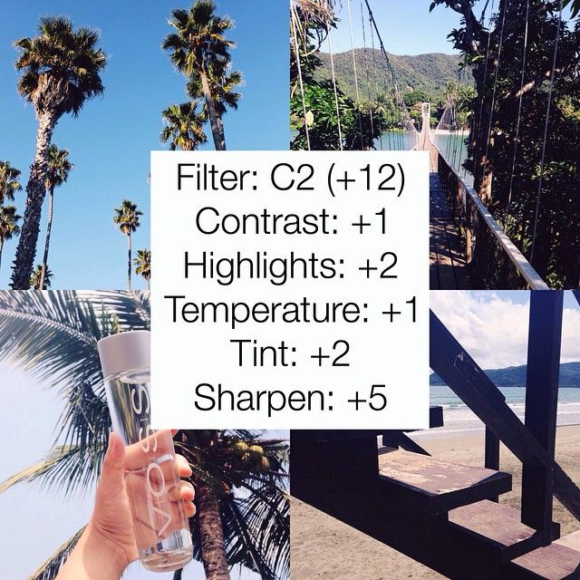 Bright filter ⛅️ Looks best with outdoor photos  Looks good on most photos as well.  DM me your filter requests! ✨  Avail the paid VSCO filters for a cheap price!