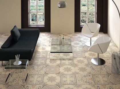 Infinity Ceramic Tiles Formentera