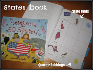 Relentlessly Fun Deceptively Educational Making A States Book