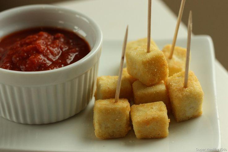 Vegetarian Meals for Kids: 3 Ways to Make Tofu--NON GMO ...