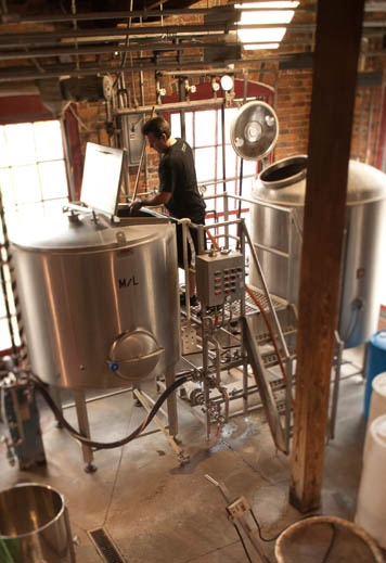 Corsair Distillery - Tours and tastings