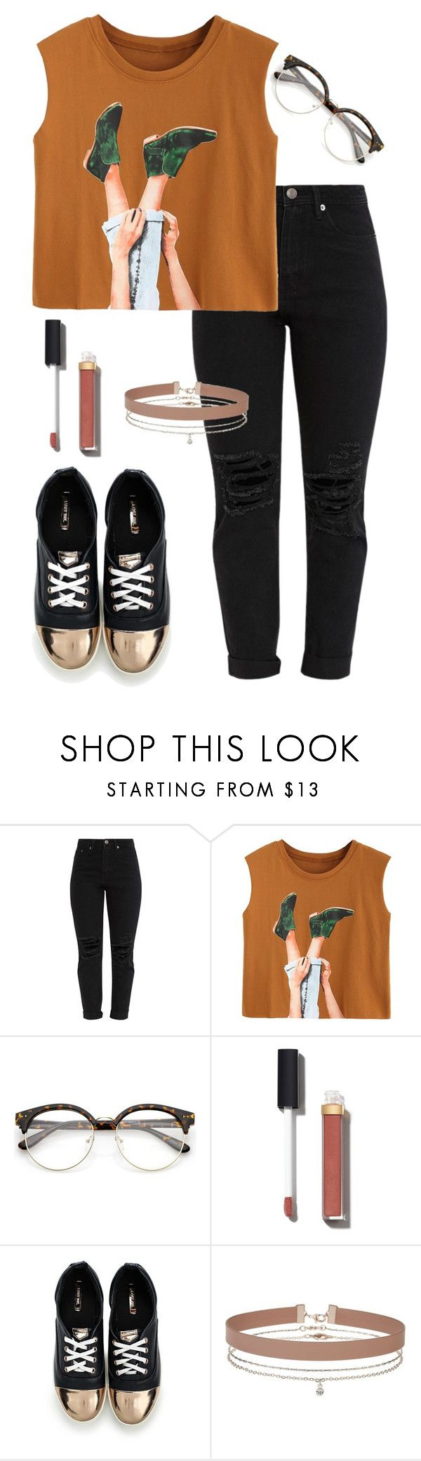 """Untitled #717"" by hey-there-its-kylah on Polyvore featuring Chanel and Miss Selfridge"