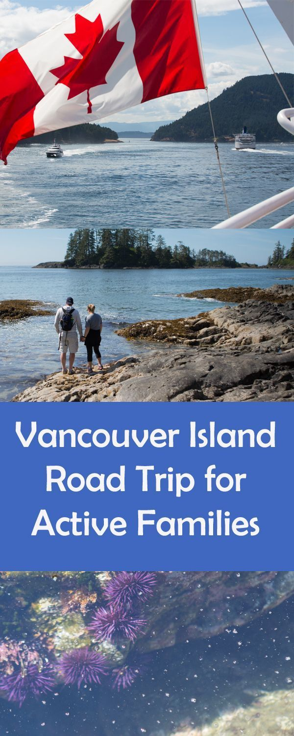 Want to take a road trip through Vancouver Island? Here are some great beaches and hikes to explore with your family.