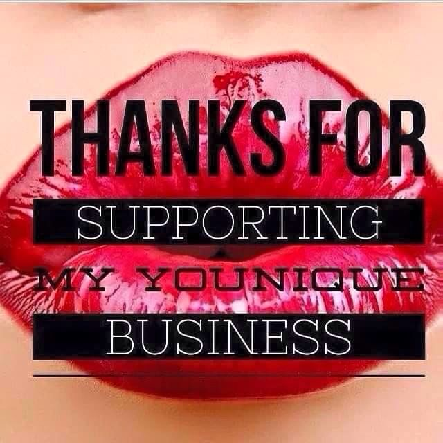 Younique 3D fiber lash mascara and makeup: Thank you for your business and…