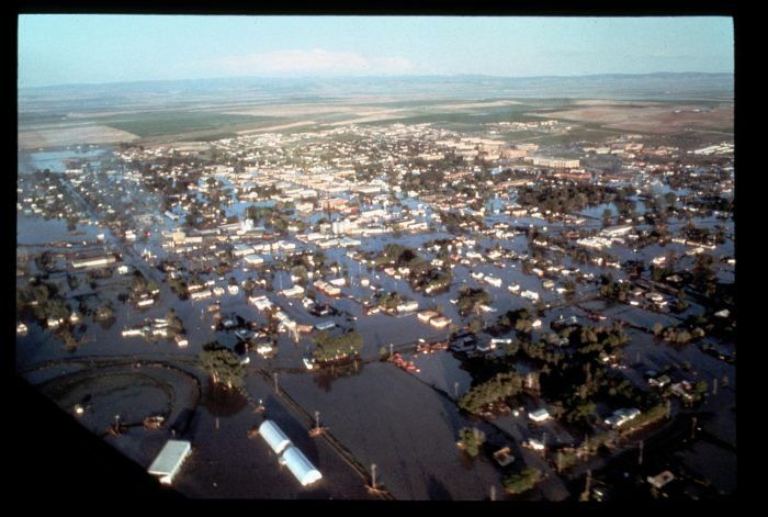 The towns of Wilford and Sugar City were obliterated.