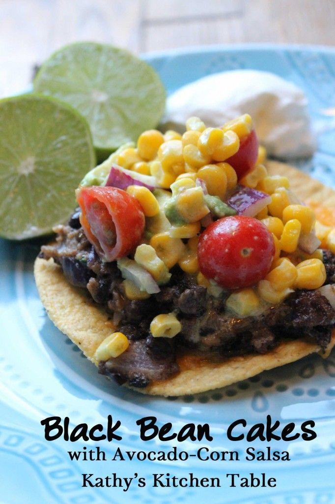 Mexican bean cake recipe