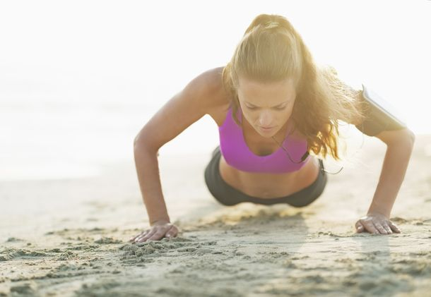 5 Bodyweight Moves that Burn Fat—Fast! ‹ Hello Healthy