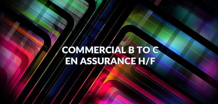 #Recrutement #Commercial B to C en #Assurance H/F. Postulez par ici: