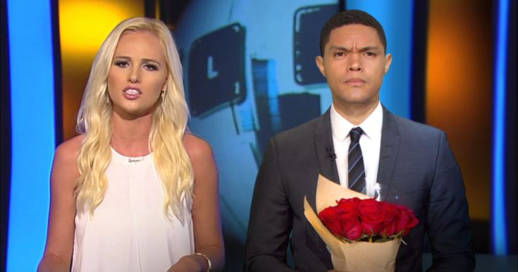 Tomi Lahren becomes a Facebook superstar thanks to her steady supply of outraged conservative rants.
