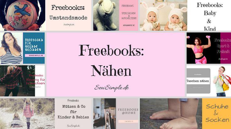 Freebooks: Nähen