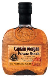 Captain Morgan Private Stock Rum $30.84 - The finest of Captain Morgan's rums and the product of 300 years of rum-making tradition.