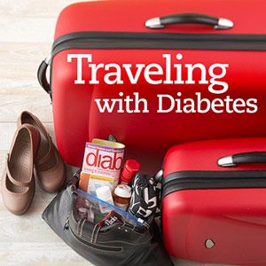 Travel tips for those with diabetes #diabetes #travel