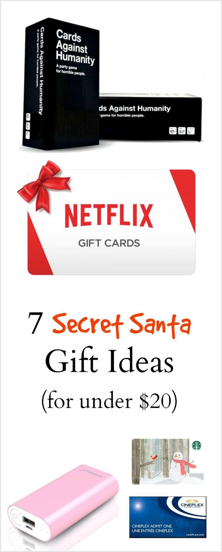 25 unique secret santa gifts ideas on pinterest secret santa santa gifts and secret sister gifts. Black Bedroom Furniture Sets. Home Design Ideas