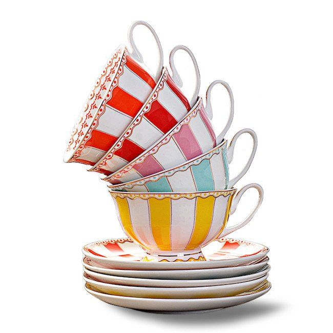The Circus Teacup #Tea-Cups
