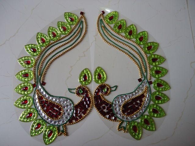 Peacock Rangoli   Selebrations - Selebration    Creative Corner   Rangoli