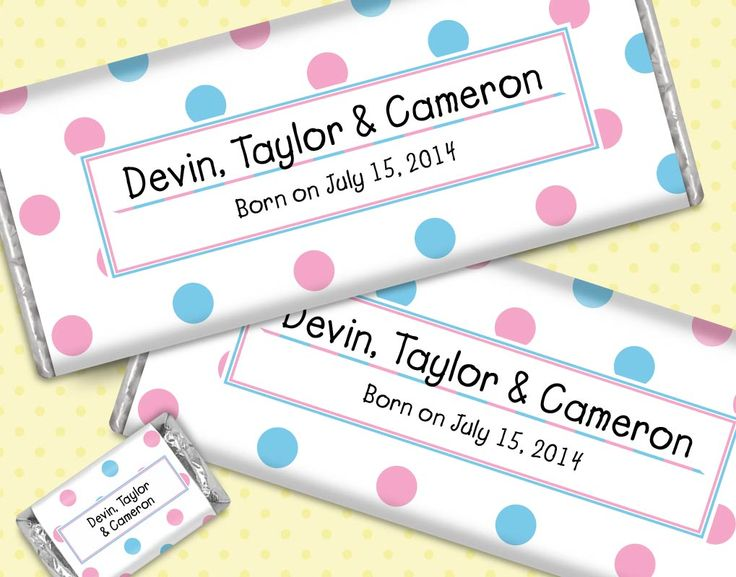 71 best Baby Shower Inspiration images – Baby Announcement Candy