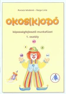 Kurucz Istvánné - Varga Lívia Okos(k)odó képességfejlesztő munkafüzet Apáczai kiadó