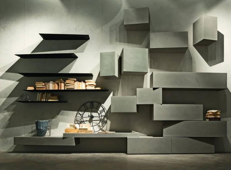 Architonic on interior room divider shelves furniture for Presotto industrie mobili spa