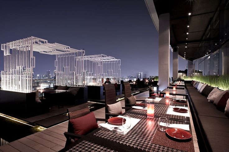 Check out more beautifully designed rooftop destinations AD rounds up the bars that feature design as strong as their cocktails A-list event designers and party gurus share recipes for summertime drinksWe've surveyed the globe to find the best new restaurants where high design tops the menu