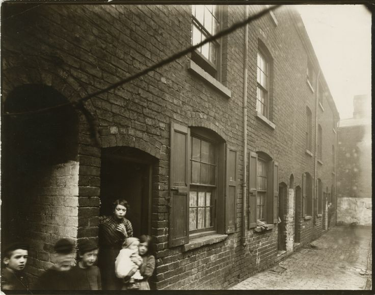 Peaky Blinders-Allison Street | In Birmingham a fight was called a slog, and so the gang members were at first called sloggers, but later they were known as Peaky Blinders for the fringe of hair or cap peak typically worn over one eye.