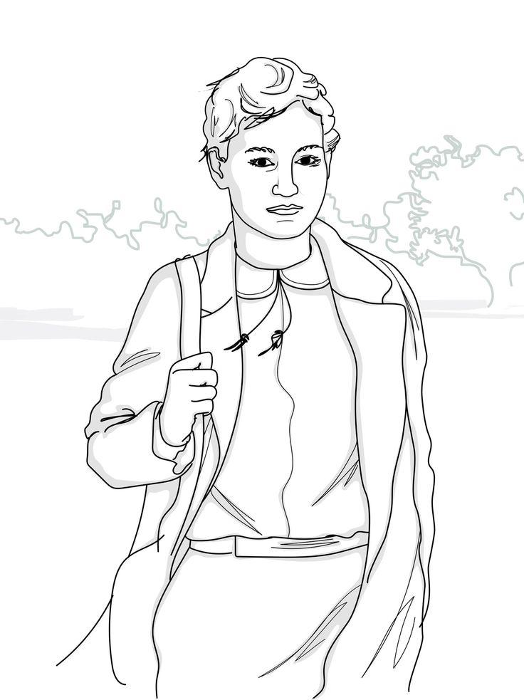 Work in progress   ✍️  Sketch for Historiskan, Sweden´s first women´s history magazine.  #illustratör #illustrator #sketches #drawing #editorialillustration #womeninhistory
