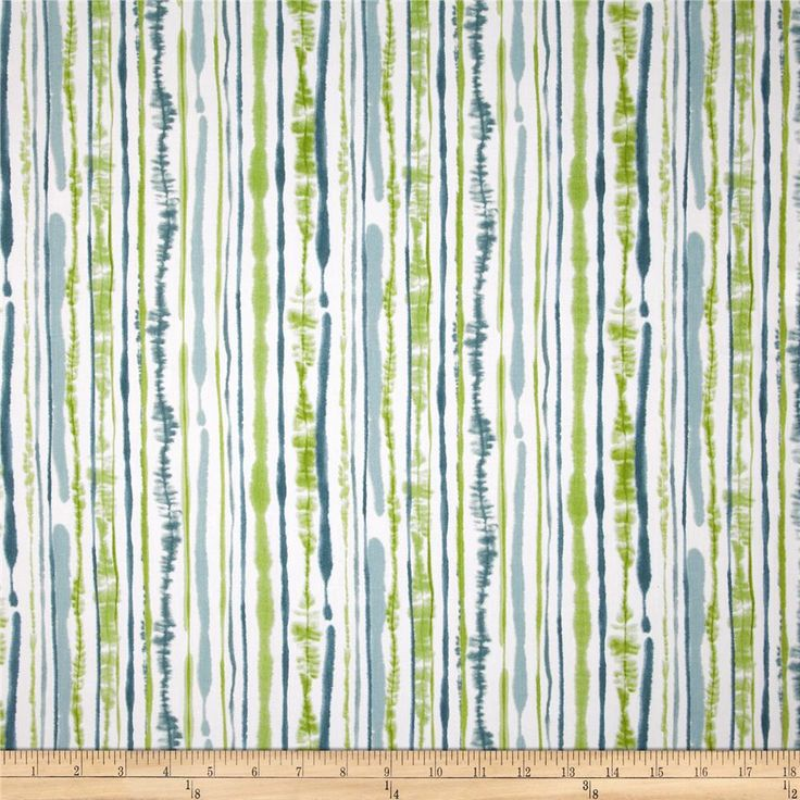 Duralee Sabaki Twill Aqua/Green from @fabricdotcom  Screen printed on cotton twill; this versatile lightweight fabric is perfect for window accents (draperies, valances, curtains and swags), accent pillows, duvet covers and upholstery. Create handbags, tote bags, aprons and more. Colors include shades of grey, blue, green and white.