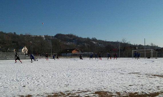 sportcampina: Amical. CS Cornu - Muntenii Câmpina 2-1