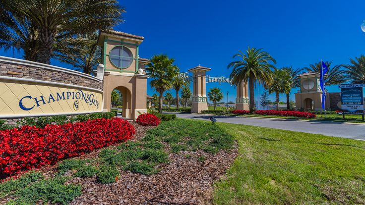 33 Best Champions Gates Villas On The Retreat Orlando Florida Images On Pinterest Gate