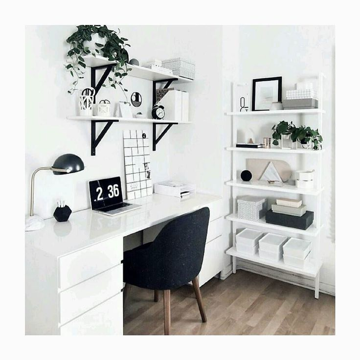 O F F I C E I N S P I R A T I O N Whats not to love in this super organised amd beautifully styled work space by @homeyohmy Im a sucker for all the black and white but love the the splash of greenery with those plants Happy Saturday everyone . . . . #mintempire #homewares #decor #homedecor #interiordecor #officeinspo #workspace #home #interiors #interior123 #interiordesign #homedesign #interiorinspiration #interiorinspo #interiorstyling #interiorstyle #homestyling #homestyle #office…