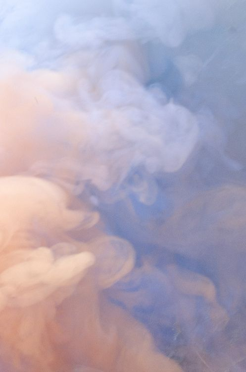 Blue & Pink, Texture, Smoke, Pantone Color(s) of 2016, Rose Quartz & Serenity, h-a-l-e.com